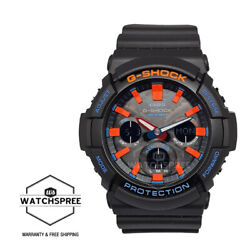 Casio G-shock City Camouflage Series Black Resin Band Watch Gas100ct-1a