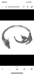 Official Game Of Thrones Dragon Choker