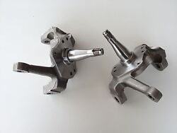 Mustang Ii 2 Suspension Ford Pinto Bobcat New Forged 2 Dropped Spindles Rat Rod
