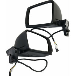 For Mercedes-benz G63 Amg Mirror 2013 2014 Lh And Rh Pair/set Paintable Power