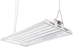 Led Grow Light 2x1 Foot 80w W/ White 5500k Fullsun Spectrum And 10000 Lux Great