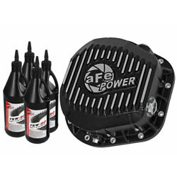 Afe For Ford F-250 Hd 1997 Pro Series Rear Diff Cover Kit W/ Gear Oil V8