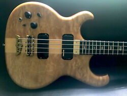 1983 Alembic Spoiler - Excellent Condition - Rare Lefty Setup For Rightandnbsp