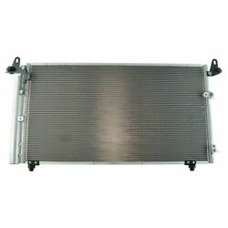 For Toyota Tundra A/c Condenser 2004 2005 2006 Aluminum Core Material To3030196