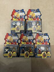 Funimation Dragonball Z The I-men Collection Complete 5 Set