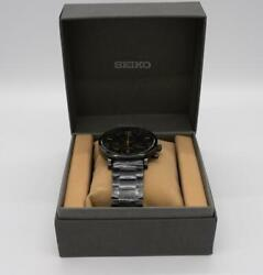 Seiko Limited Edition Rare Clash Of Kings Mens Watch Authentic Working