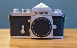 Nikon Nikkor F Chrome // German Market Extremely Rare Collector // ニコン 1963
