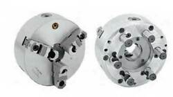 Bison-bial 10 D1-8 Direct Mount 3-jaw Semi-steel Scroll Lathe Chuck