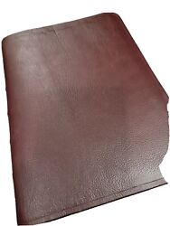 The New Interpreter's Study Bible Rebound Cowhide With Lining Nice