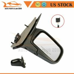Fo1321130 Fits 1997 Ford Crown Victoria Power Primed Right Side Mirror