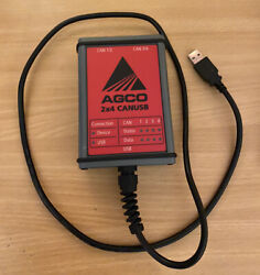 Agco 2x4 Canusb Electronic Diagnostic Tool For Agricultural Machinery 930203400