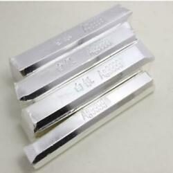 Pure Silver 9999 Silver Bar Silver Scrap Silver Material 10g Each With Stamp