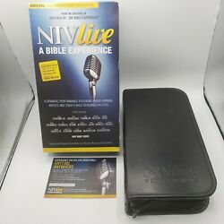 Niv Live A Bible Experience Complete Audio Book 79 Cds 1 Dvd Digital Download