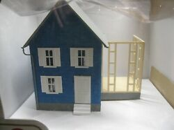 Model Power O Scale O27 Mr.rodgers House Built As Is Lighted