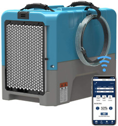 Alorair Lgr Industrial Commercial Dehumidifier Auto Shut Off With Pump, 5 Years