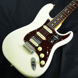 Fender American Professional Ii Stratocaster Hss Olympic White Ggys9