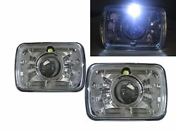 Ramcharger 82-93 Pickup Truck/ute/bakkie Projector Headlight Ch V2 For Dodge Lhd