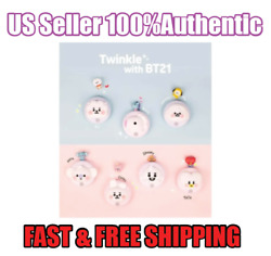 Bts Bt21 New Sensor Mood Lamp Silicon Lamp Official 100 Authentic Kpop Army
