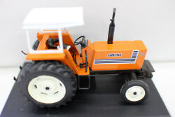 For New Holland Agriculture Fiat 880 Truck Car 1/32 Diecast Model Finished Truck