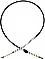 Wsm Replacement Watercraft Steering Cable With Stainless Fittings 002-046-04