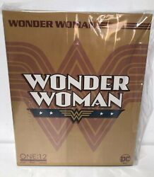 Mezco One12 Collective Wonder Woman Dc Universe 6 Inch Action Figure In Stock
