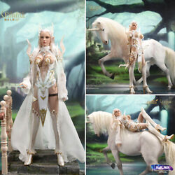 Lucifer Elf Queen Emma Sexy Doll Girl Action Figure Model Toy Pvc Statue Gift