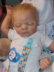 Reborn Baby Doll Luxe Sold Out Limited Edition-last Chance