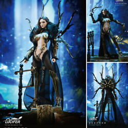 Lucifer Dark Night Elf Exile Sexy Doll Girl Action Figure Model Toy Pvc Statue
