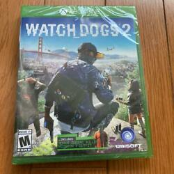 Watch Dogs Imported Version North America Xboxone From Japan