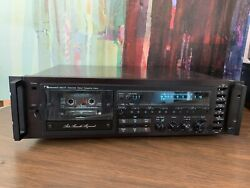 Nakamichi 680zx Discrete Head Cassette Deck, Recently Serviced. In Great Shape