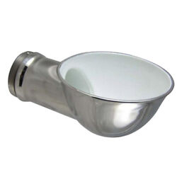 3 Marine Boat Rv Round Elbow Ducting Ventilation Pipe Stainless Steel