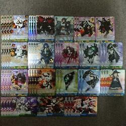 Kancolle Kantai Collection Weiss Schwarz Tcg Cards Max Rarity Deck And Parts Cards