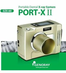 Genoray Portable X-ray Ii System Portable, Compact And Wireless Dc X-ray .