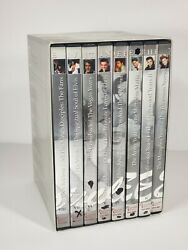 25th Anniversary Elvis Presley The Definitive Collection Eight Dvd Set 1977-2002
