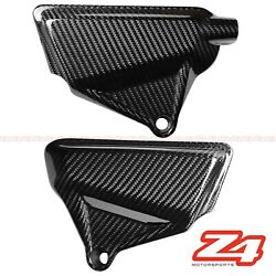 2019-2020 Diavel 1260/s Carbon Fiber Side Mid Engine Cover Panel Cowling Fairing