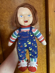 Childs Play 2 Chucky Doll By Toy Works Vintage Halloweenfree Shipping