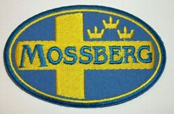Mossberg Hunting Rifles And Shotgunsembroidered Patch4 X 2 1/2iron Or Sew On