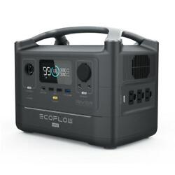 River Max 576 Wh Started With Electric Control Lithium-ion Portable Power For