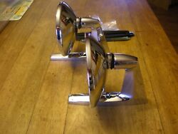 Christine 1957 1958 1959 Plymouth Dodge And Classic Car Vintage Chrome Mirrors