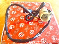 Alfa Romeo Spider S3 Bosch Engine Vvt Solenoid Cap And Wiring Harness 1985 To 89