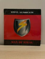 Vinyl Syndicate - Man Of Steal The Superman Tune 12 Drum And Bass Jungle Vinyl 98