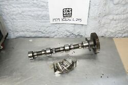 Kubota L245 Tractor Parts L 245 F Dh1101 Diesel Engine Camshaft Asm Lifters Gear