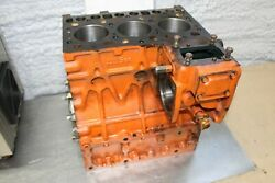 Kubota L245 Tractor Parts L 245 F Dh1101 Diesel Engine Crankcase Cylinders Cases