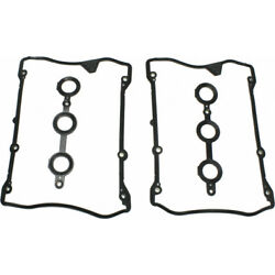 For Audi A6 Valve Cover Gasket 1998 99 00 2001 Rubber Material 6 Cylinder 2.8l