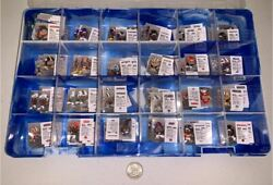 Nfl Teenymates Series 9 Silver Series Mini Collectible Profile Trading Cards