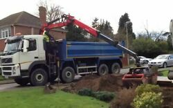 Soil Grade A Grab Wagon Delivery 40 Tonnes North West Only Garden Supplies