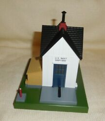 Mth Trains No.30-9416 Operating Watcmanand039s Shanty Broken R.r. Crossing Sign