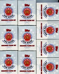 10 Kevin Durant/topps All American High School Basketball Games 2006 Sets