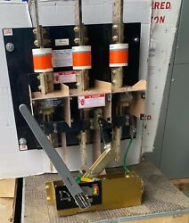 New Vlb3410 2000 Amp/480 Volt Fuses Not Included