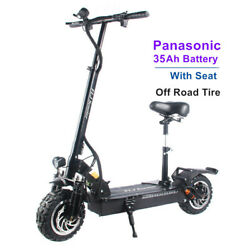 3200w/60v Two Wheel 11in. Folding Off Road Electric Scooter Ftj T113